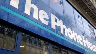 en 2014, la chaîne de distrubution The Phone House va fermer ses portes.