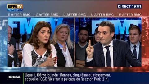 """L'after RMC: """"L'affaire Jean-Marie Le Pen est loin derrière nous"""", Florian Philippot"""