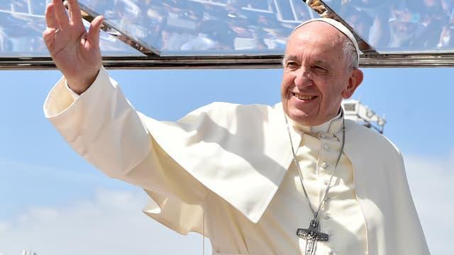Le pape s'apprête à quitter le Chili après une visite mouvementée.
