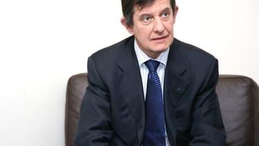 Jean-Pierre Jouyet, Président de l'Autorité des marchés financiers