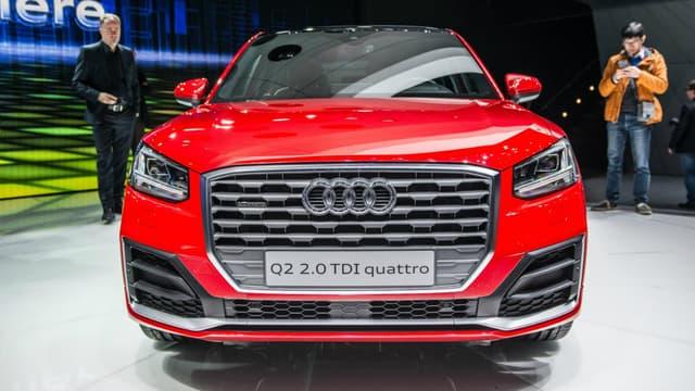 Audi arrive avec ce Q2 sur un segment peu pourvu en véhicules Premium, avec l'intention de tout écraser.