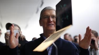 Grâce à ses Mac, Apple chasse Acer du top 5 mondial des fabricants d'ordinateurs individuels.