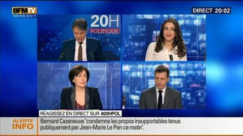 Jean-Marie Le Pen sur les chambres à gaz: quelles conséquences politiques pour le FN ?