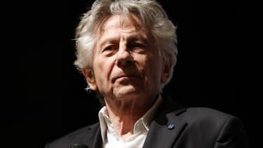 """Le cinéaste Roman Polanski, à Paris, le 4 novembre 2019 après la présentation de son film """"J'accuse""""."""