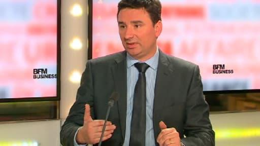 Laurent Grandguillaume, le député de Côte d'Or auteur d'un rapport sur la réforme de l'auto-entrepreneuriat, était l'invité d'Hedwige Chevrillon dans Le Grand Journal ce 17 décembre.
