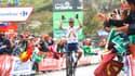 Stepfan Denifl, sur la 17e étape de la Vuelta en 2017