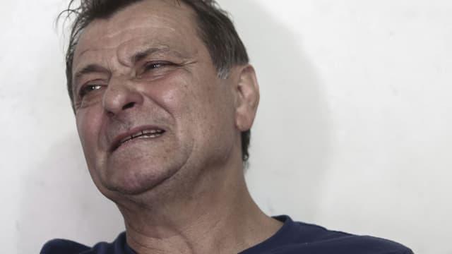 Cesare Battisti était en cavale depuis le mois de décembre.
