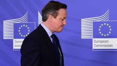 David Cameron estime qu'il y a encore du travail à effectuer