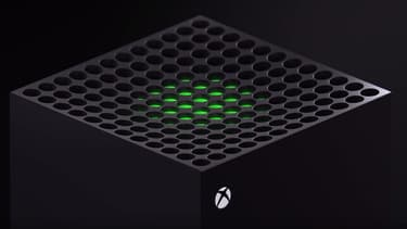 La Xbox Series X de Microsoft
