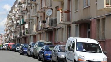 Le quartier Bagatelle, à Toulouse.