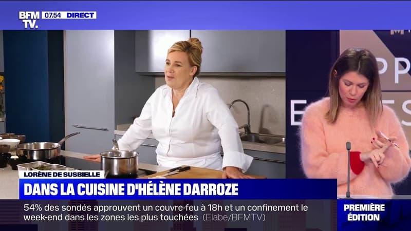 Cuisiner avec Hélène Darroze ? C'est ce que propose cette plateforme de cours en ligne