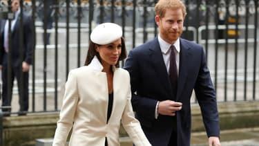 Meghan Markle et Prince Harry