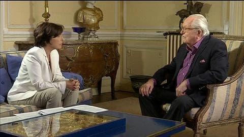 """Jean-Marie Le Pen attend des """"milliers d'adhérents"""" dans sa nouvelle formation"""