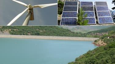 Avec 45,84 gigawatts d'énergies vertes installés sur le territoire en 2016, la France a atteint 89% de son objectif fixé pour 2018 (image d'illustration)