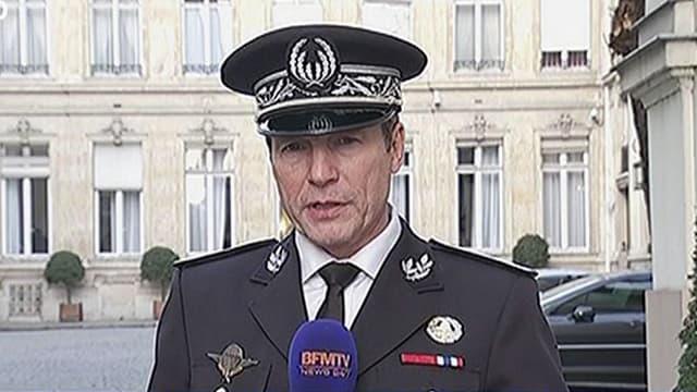 Jean-Michel Fauvergue, patron du Raid, a évoqué l'action de Lassana Bathily et d'un ouvrier portugais pour leur rôle précieux joué le jour de l'assaut lors de la prise d'otages à l'Hyper Cacher de la porte de Vincennes.