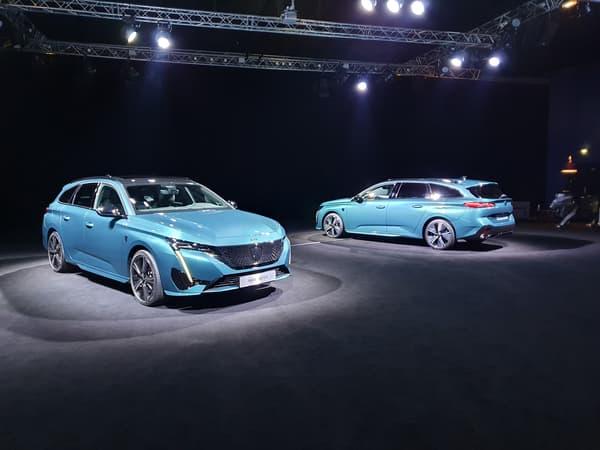 Peugeot vient de dévoiler la version SW de sa nouvelle 308.