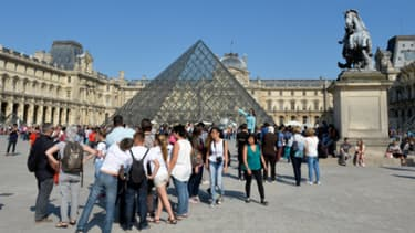 Au musée du Louvre, un système de trafic de billets s'est mis en place, notamment pour les tours opérateurs