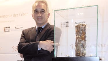 Alain Terzian préside les Cesar depuis 2003