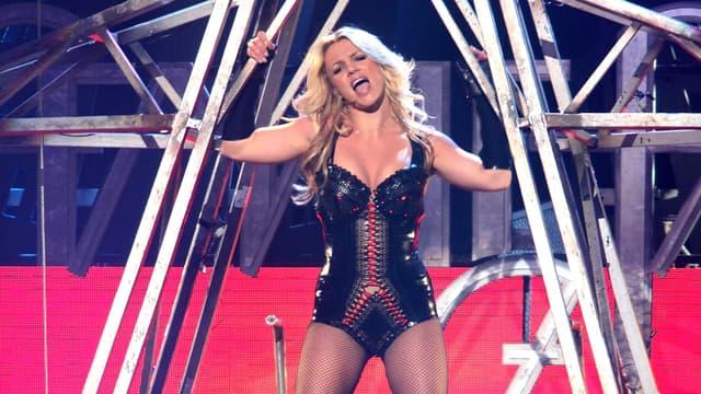 Britney Spears en mars 2011