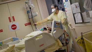 Prise en charge d'un patient atteint du Covid-19