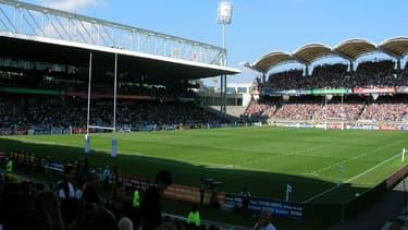 L'Olympique Lyonnais ayant déserté, le stade de Gerland tombe aux mains du club de rugby le LOU. (image d'illustration)