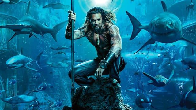 """Jason Momoa dans """"Aquaman"""", en salles le 19 décembre 2018"""