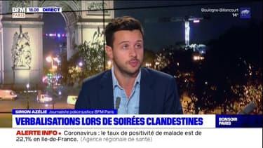 Reconfinement: une vingtaine de verbalisations après une rave party à Paris