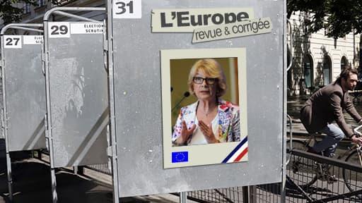 Elisabeth Morin-Chartier, eurodéputé UMP - PPE pour la circonscription Ouest