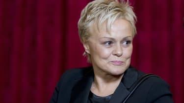 Muriel Robin à Paris en 2013