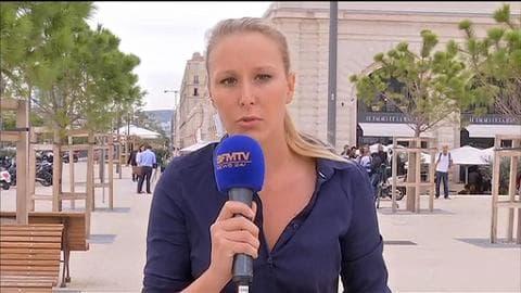"""Aylan: une photo """"bouleversante"""" utilisée à des """"fins politiciennes"""" pour Marion Maréchal-Le Pen"""