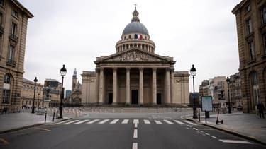Le Panthéon, comme d'autres monuments nationaux parisiens, rouvre ce lundi au public
