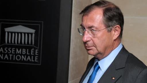 Martin Bouygues avant son audition mardi 1er juillet devant les députés.