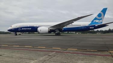 """Le Boeing 787-9 aussi appelé """"Dreamliner"""""""