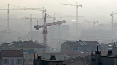 A Marseille, 70% des programmes immobiliers seraient bloqués par des recours.