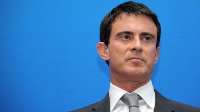 Manuel Valls le 4 décembre 2014 à Paris. Manuel Valls le 4 décembre 2014 à Paris.