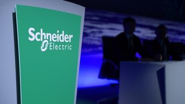 Les bureaux de Schneider Electric ont fait l'objet d'une perquisition.