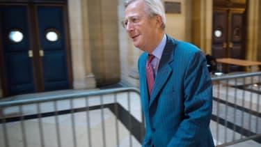 L'ancien président de l'UIMM, Denis Gautier-Sauvagnac.
