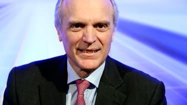 Florent Menegaux est l'actuel directeur général exécutif de Michelin.