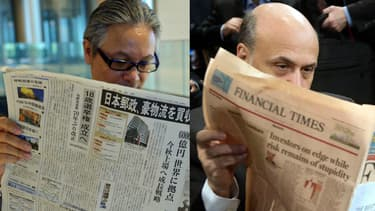 C'est finalement le géant japonais Nikkei qui rachète le Financial Times pour 1,3 milliard de dollars
