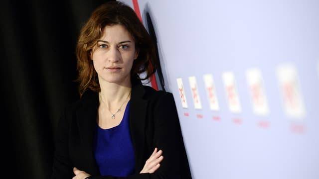 """Juliette Méadel estime que Manuel Valls """"est le mieux placé"""" pour représenter le Parti socialiste à la primaire à gauche. (Photo d'illustration)"""