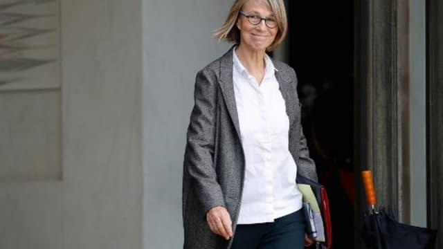 La ministre de la culture, Françoise Nyssen, le 25 octobre 2017.