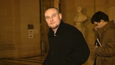 Marc Machin lors de son procès en révision devant la cour d'assises de Paris, le 20 décembre dernier.