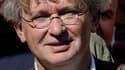 Le secrétaire général de FO, Jean-Claude Mailly. Force ouvrière ne se joindra pas nationalement à la journée de grèves et de manifestations du 24 juin en France mais souhaite une action commune avec les autres syndicats contre la réforme des retraites à l
