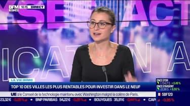 Marie Coeurderoy: Top dix des villes les plus rentables pour investir dans le neuf - 24/09