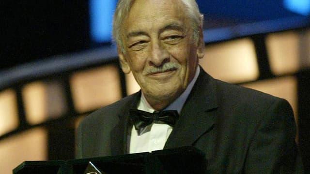 L'acteur franco-égyptien Gamil Rateb en 2005.