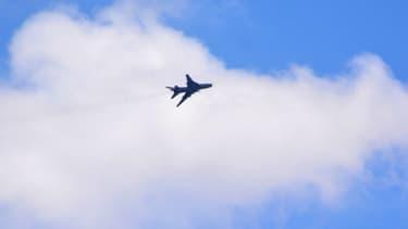 L'avion de combat syrien avait pénétré dans l'espace aérien israélien. (PHOTO D'ILLUSTRATION)