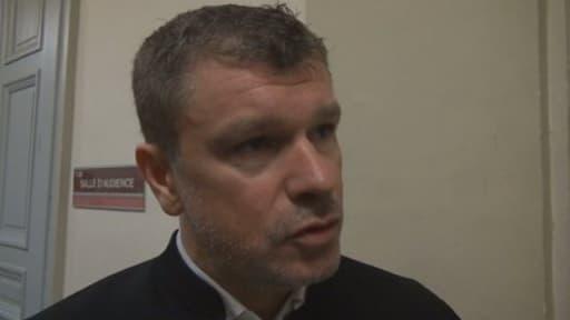 Luc Abratkiewicz, avocat de Mladen Bojinovic