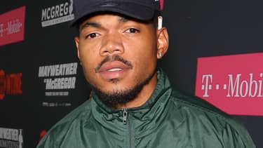 Chance The Rapper à Las Vegas en août 2017.