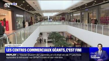 Les députés adoptent une loi pour interdire la création de centres commerciaux géants