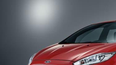La Fiesta ST était jusqu'ici proposée uniquement en version 3 portes en Europe.